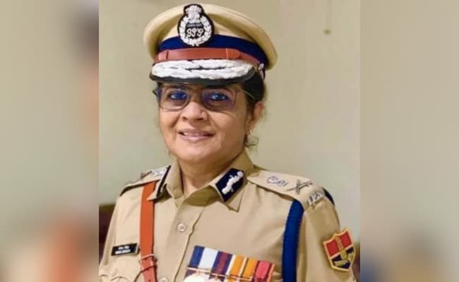 Photo of Woman Cop Rises To Top Rank In Rajasthan