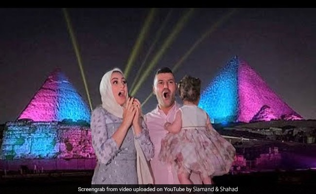 YouTuber Faces Legal Action Over Gender Reveal Party At Pyramids Of Giza