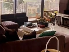 """A Tour Of Shaheer Sheikh's Mumbai Apartment Which Comes With """"<I>Thoda Sa Aasmaan</i>"""""""