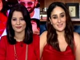 Video : Watch: Kareena Kapoor On Filming While Pregnant, Sons Taimur And Jeh