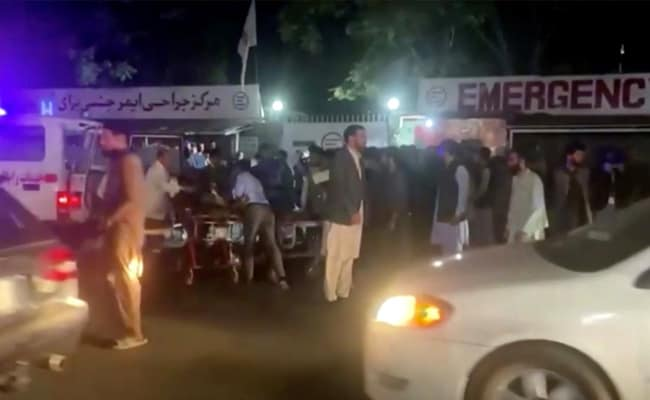 85 People, Including 72 Afghans, 13 US Troops, Dead In Kabul Attack