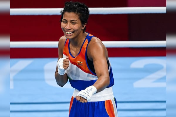 Boxer Lovlina Borgohain Thanks 'Entire Nation' For Olympic Win: Full Statement