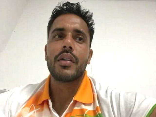 """Video : """"Aim To Finish First In Upcoming Tournaments"""": Manpreet Singh"""