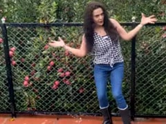 """From Preity Zinta's Apple Orchard. Her New Post Is A """"Season"""" Special"""