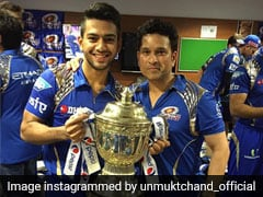 """Playing In IPL Was A """"Massive Experience"""" But """"Wasn't Very Lucky"""": Unmukt Chand"""