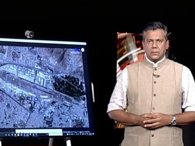 Video : Satellite Image Offers Rare Insight Into Kabul Airport Blast Targets