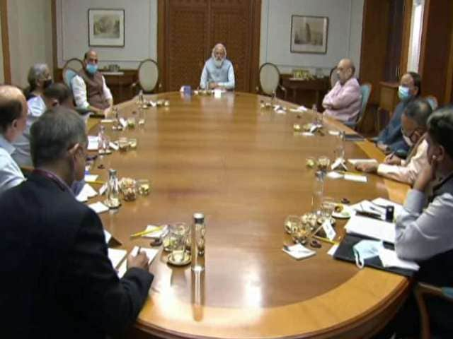 Video : PM Modi Holds High-Level Meeting On Afghanistan, Top Ministers Present