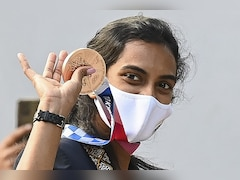 """""""I Hope Many More Medals Come"""": PV Sindhu Tells NDTV After Returning From Tokyo"""