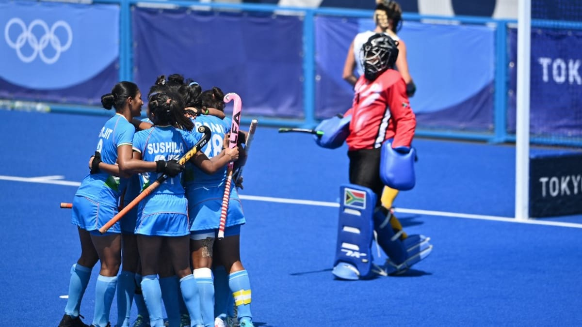 Tokyo Olympics: Indian Women's Hockey Team Braces Up For Tough Australia Challenge In Pursuit Of Olympic History | Olympics News