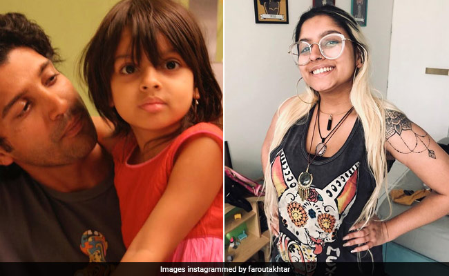 How Farhan Akhtar And Ex-Wife Adhuna Bhabani Wished Daughter Shakya On 21st Birthday