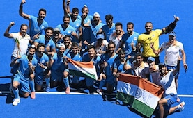 India Men's Hockey Team Wins Olympic Bronze In Thriller, Ends 41-Year Wait