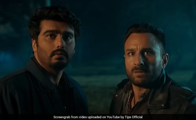 Bhoot Police Trailer: Saif Ali Khan And Arjun Kapoor Weren't Scared Of Ghosts Until...