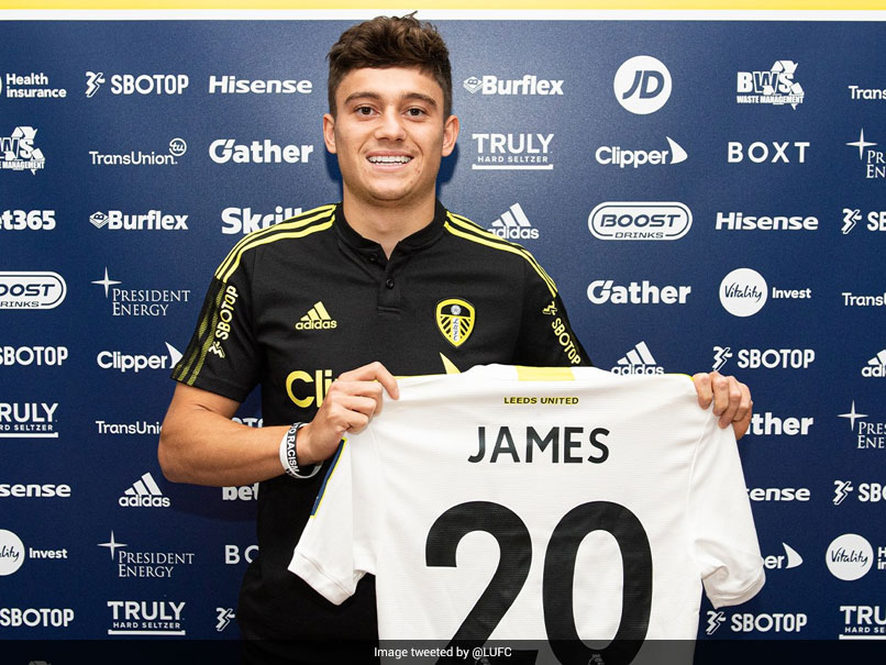 Dan James Joins Leeds From Manchester United