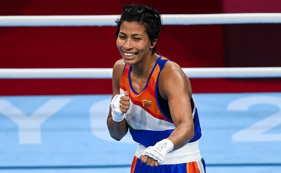 Lovlina Borgohain Takes Home Olympic Bronze, Goes Down Fighting In Semis