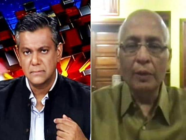 Video : 'Just Needed A Simple Statement, But Government Refused': Abhishek Singhvi