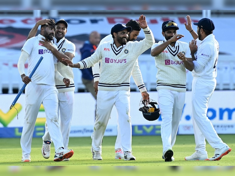 """""""Oh My Lords..."""": Twitter Goes Into Overdrive As India Register Thrilling Win Against England At Lord's"""