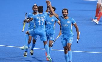 Tokyo Olympics : भारतीय हॉकी टीम ने किया कमाल, 49 साल के बाद सेमीफाइनल में पहुंची