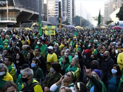 Bolsonaro Supporters Push For Change To Brazil's Voting System