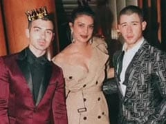 We Are Suckers For This Pic Of Priyanka Chopra With Nick Jonas And Brother-In-Law Joe