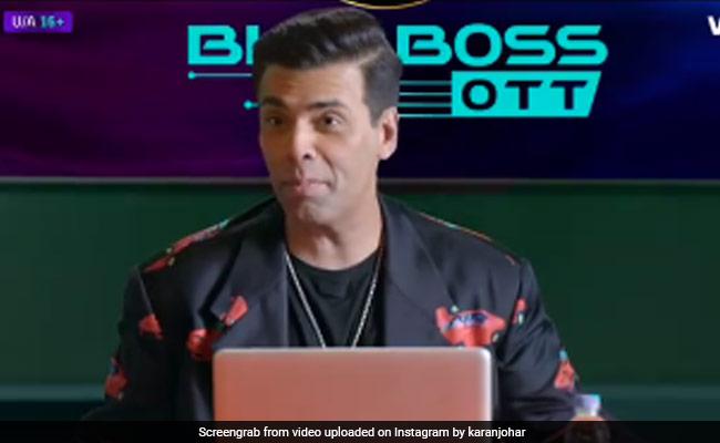 Bigg Boss OTT Teaser: Karan Johar Reveals Audience Will Decide Punishments For Contestants