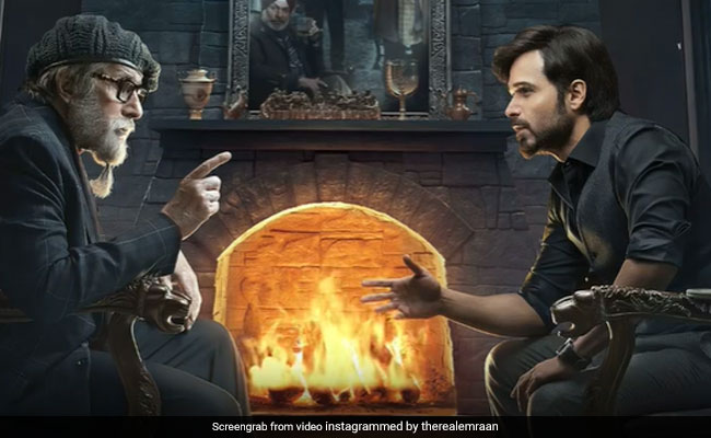 Chehre Review: Amitabh Bachchan Hogs The Footage In Whiny, Preachy Film
