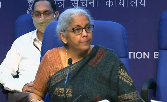 India Needs Four SBI-Sized Banks To Meet Requirements, Says Nirmala Sitharaman