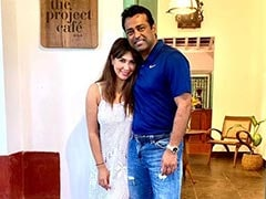 What Kim Sharma Posted On 25 Years Of Leander Paes' Olympic Victory