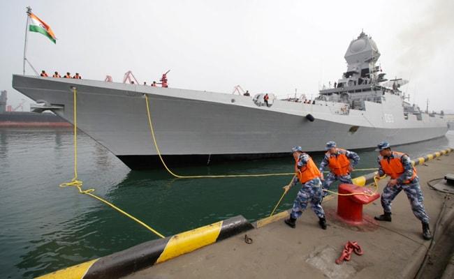 India Sends Warships To South China Sea As Part Of Counter-China Plan