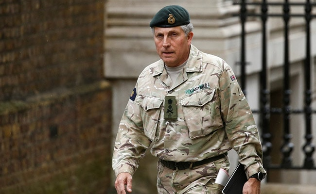 'It May Well Be A Taliban That Is More Reasonable': Britain's Army Chief