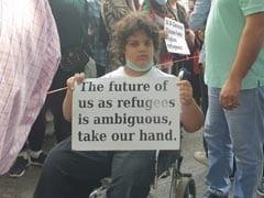 """Can't Go Back"": Afghans In Delhi Seek Refugee Status, Financial Security"