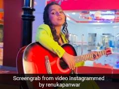 Renuka Panwar ने गाया आयुष्मान खुराना का पॉपुलर सॉन्ग, देखते रह जाएंगे उनका ये अंदाज- Video