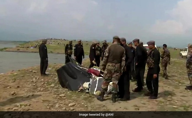 Pilot Missing 20 Days After Helicopter Crash, Army Says 'Fully Committed To Retrieving'