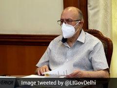 LG Anil Baijal Asks Delhi Education Department To Fill Up Vacancies