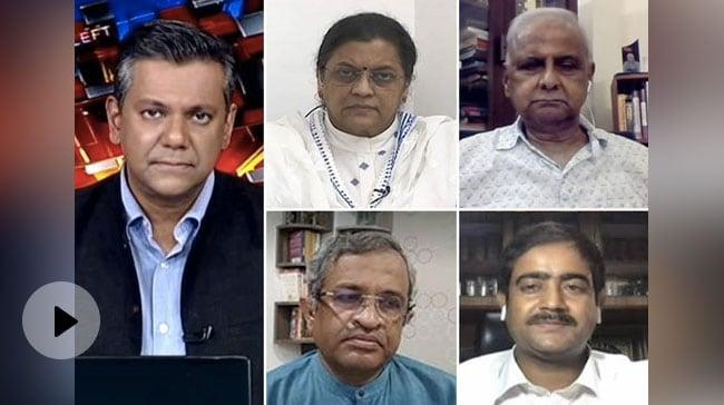 "Video : Supreme Court On Decriminalisation of Politics: Political Parties in ""Deep Slumber"""