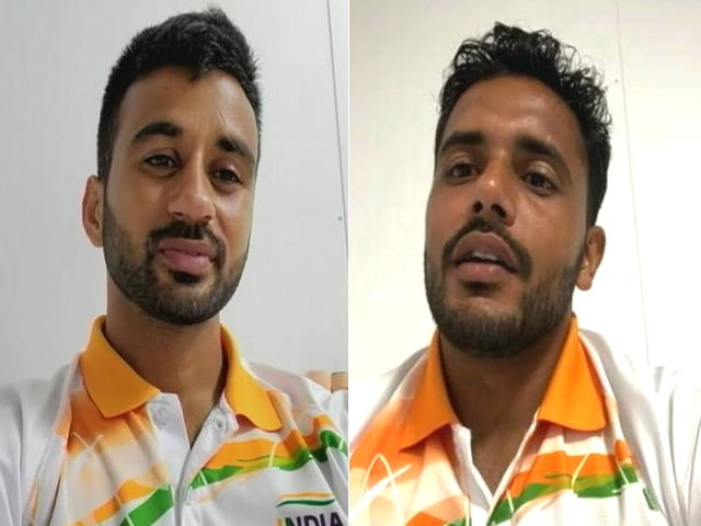 Video : What Hockey Stars Manpreet And Harmanpreet Told NDTV After Olympic Win