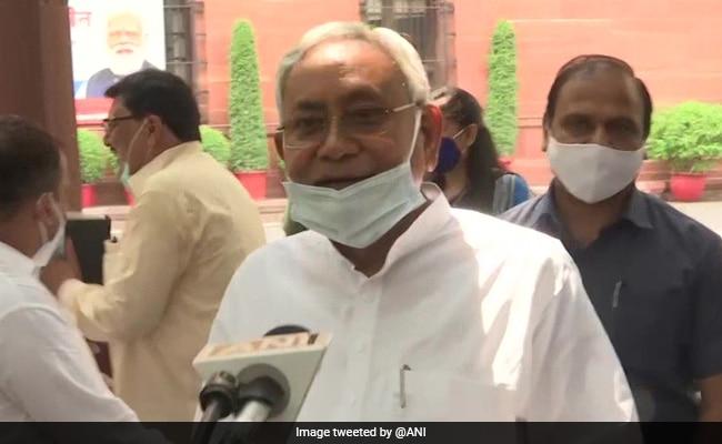 BJP MLA  Attacks Nitish Kumar For Demanding Caste-Based Census
