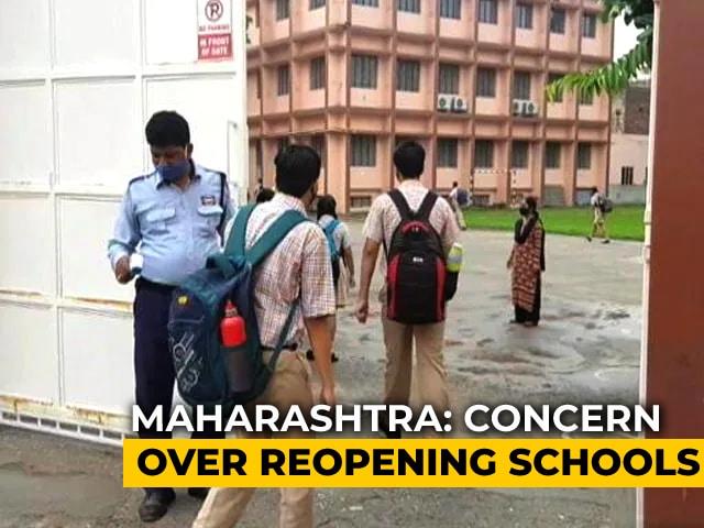 Video : Debate Over When Mumbai Schools Should Open