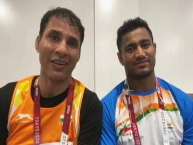 "Video : ""<i>Kamaal Kar Diya</i>,"" Devendra Jhajharia's Daughter Tells Him After Paralympic Silver"