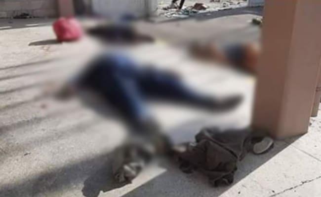 At Least 5 Killed At Kabul Airport Amid Chaos: Report