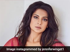 Move Over Fuchsia Because We're Mad Over Jennifer Winget's Magenta Outfit