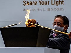 Paralympic Flame Arrives In Tokyo As Virus Surges Days Before Opening