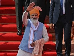 """""""This Is India's Priceless Moment..."""": PM Modi's Ode On Independence Day"""