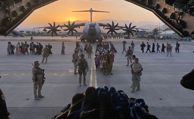 'Did Our Best' On Kabul Evacuation, Says NATO Representative