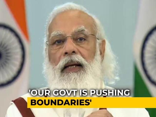 """Video : """"Undid A Mistake Of The Past, Retrospective Tax"""": PM Modi"""