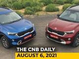 Video : Kia India 3 Lakh Sales | 2022 Honda Amaze Production | Valentino Rossi
