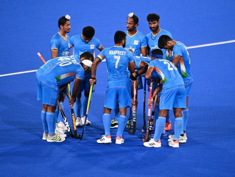 """Tokyo Olympics: PM Wishes Mens Hockey Team Luck For Bronze Match, Says """"India Is Proud"""""""