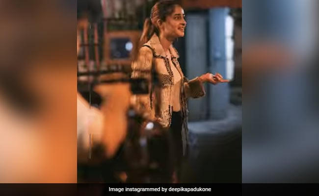 Ananya Panday Can't Believe She Made It To Deepika Padukone's Instagram Reels. What A Cutie, Isn't She?