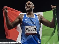 Tokyo Olympics: Italy's Lamont Marcell Jacobs Wins Men's 100m Gold