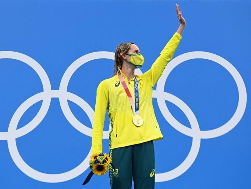 Australia Swimmer Emma McKeon Becomes First Female To Win Seven Medals  At Single Olympics