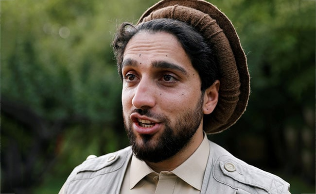 Afghanistan's Ahmed Masood says he will not surrender to Taliban: report - Indian Lekhak